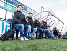 Trainer Du Gardijn verlaat De Tukkers
