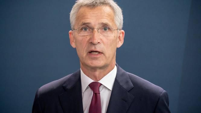 Navo-baas Stoltenberg feliciteert Biden met verkiezingswinst