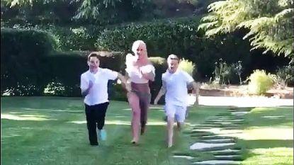 Mooi gezinsgeluk! Britney Spears is zielsgelukkig met haar zonen