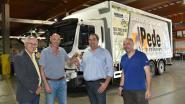 Eerste Oost-Vlaamse Volvo op CNG Gas voor Pede