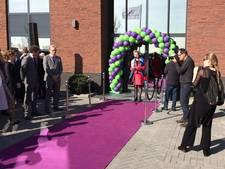 Grootste Nederlandse chrysantenkas geopend in Zuilichem