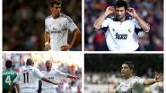 Van een nerveuze Figo tot de blessure voor Bale: zo deden de andere Galactico's het bij hun debuut voor Real