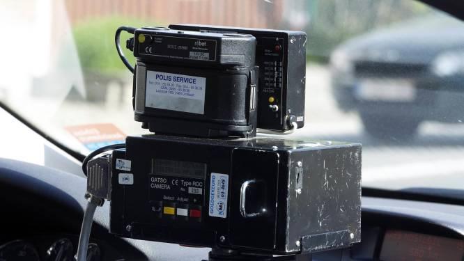 Flitscamera maakt overuren: 2.025 bestuurders passeerden met overdreven snelheid langs de camera