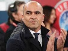 """Martinez: """"Dommage de ne pas jouer des matches de l'Euro à domicile"""""""