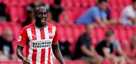 Jordan Teze verrast bij PSV en wil niks laten liggen: 'Ik heb een boost gekregen, maar ga me niet comfortabel voelen'