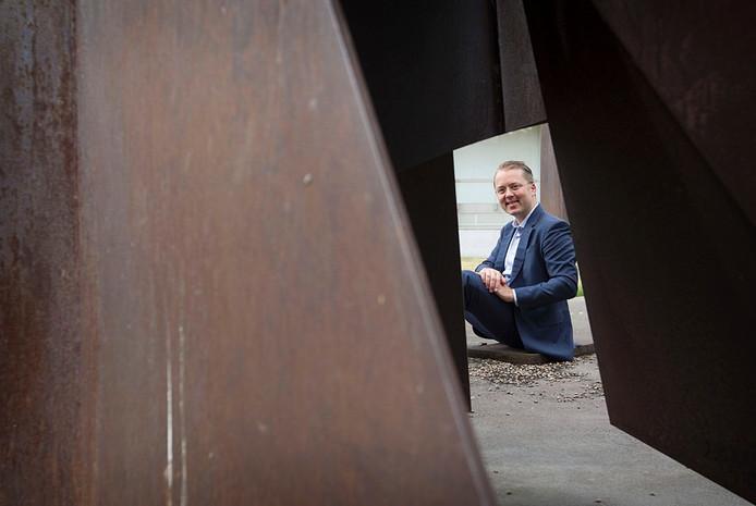 Nieuwe cultuurdirecteur Thomas van Dalen.