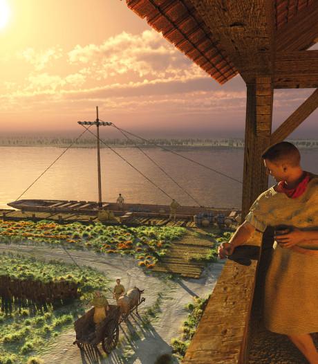 Onderzoek naar Romeinse legerplaats bij Herwen