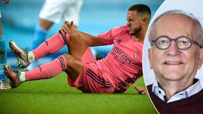 """Expert over blessureleed Hazard: """"Stress kan blessures veroorzaken, zeker als sporters zich willen bewijzen"""""""