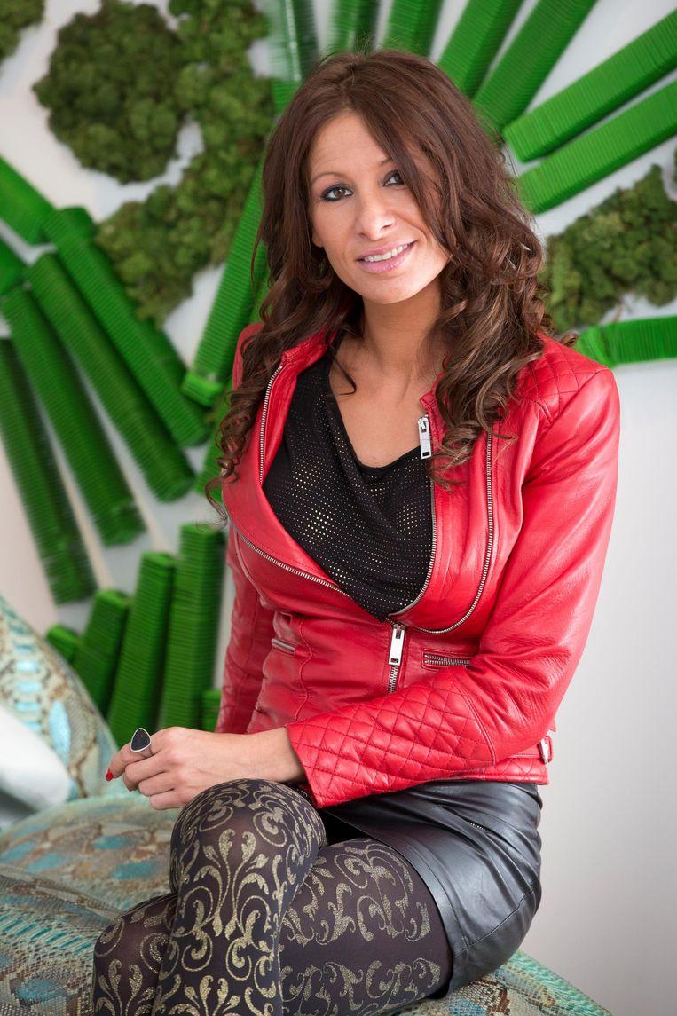 Kirsten Janssens.