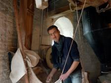 Molenaar Halsteren: 'Het zou ontzettend zonde zijn als de bijgebouwen verdwijnen'