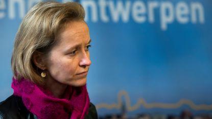 """Havenschepen Annick De Ridder betreurt staking: """"Financiële impact van miljoenen euro's"""""""
