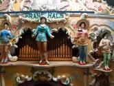 De Eenzame Fietser bezoekt de 'arrangementenmaker voor draaiorgels' in Alphen