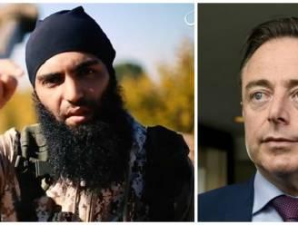 """De Wever over Antwerpse Syriëstrijder: """"Hoop dat hij snel martelaar wordt"""""""