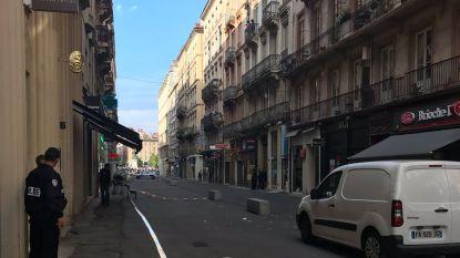 Zeker acht gewonden bij explosie door bompakket in voetgangerszone Lyon