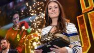 Tessa Wullaert moet nog even wachten op erkenning als ereburger door…  nieuwjaarsreceptie