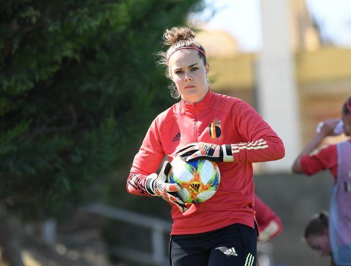 Diede Lemey begin maart op de Algarve Cup 2020 met de Red Flames.