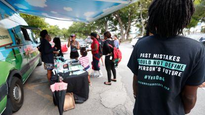 Cruciaal voor 2020? Meer dan miljoen ex-veroordeelden krijgen opnieuw stemrecht in Florida