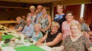 Seniorenbond bestaat 50 jaar: feest in de zaal Parecia