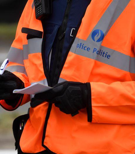 La police intercepte un cortège de mariage à Bruxelles, deux chauffards arrêtés