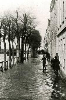 Het stormseizoen komt er weer aan, vroeger zorgde dat voor de nodige wateroverlast