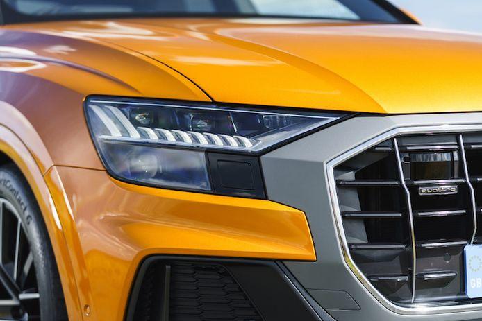 De nieuwste generatie ledlampen gaat geen autoleven mee, aldus de ADAC.