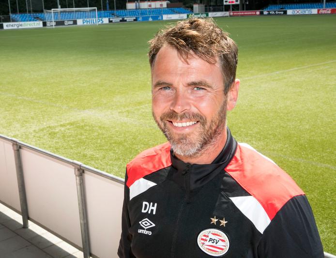Dennis Haar nieuwe coach PSV jeugd Eindhoven