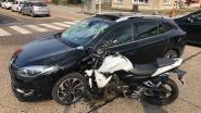 Motard levensgevaarlijk gewond bij crash op Terheydenlaan