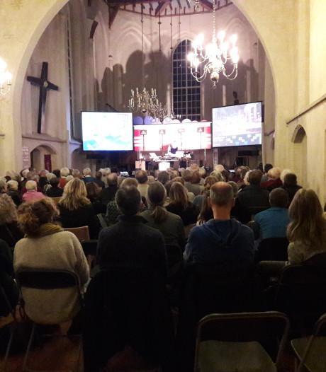 Matthäus Passion ontrafeld in volle historische kerk Groesbeek