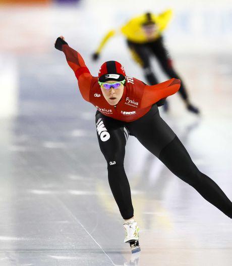 Ter Mors voor vierde maal Nederlands kampioen; mannen achterin