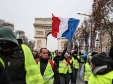 Duizenden Franse demonstranten weer de straat op
