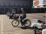 Op het strand of juist in de schaduw: zó vierde Den Haag de eerste zomerdag