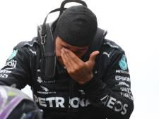 """Hamilton ému après son 7e titre de champion du monde: """"Au-delà de tous mes rêves"""""""