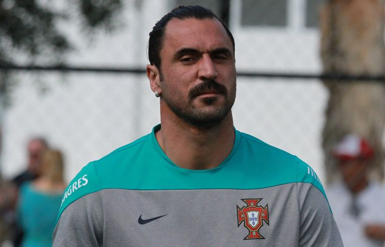 Hugo Almeida kwam in de Bundesliga eerder uit voor Werder Bremen.