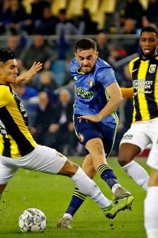 Samenvatting | Vitesse - Feyenoord