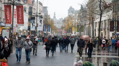 Antwerpen maakt werk van fietsas parallel met te drukke Meir