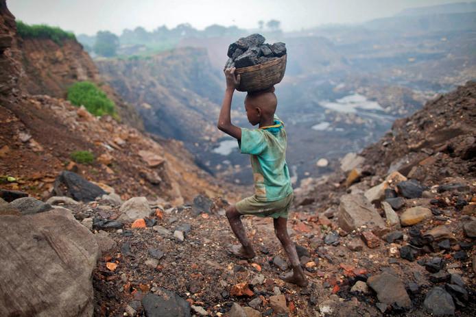 Kinderarbeid in India