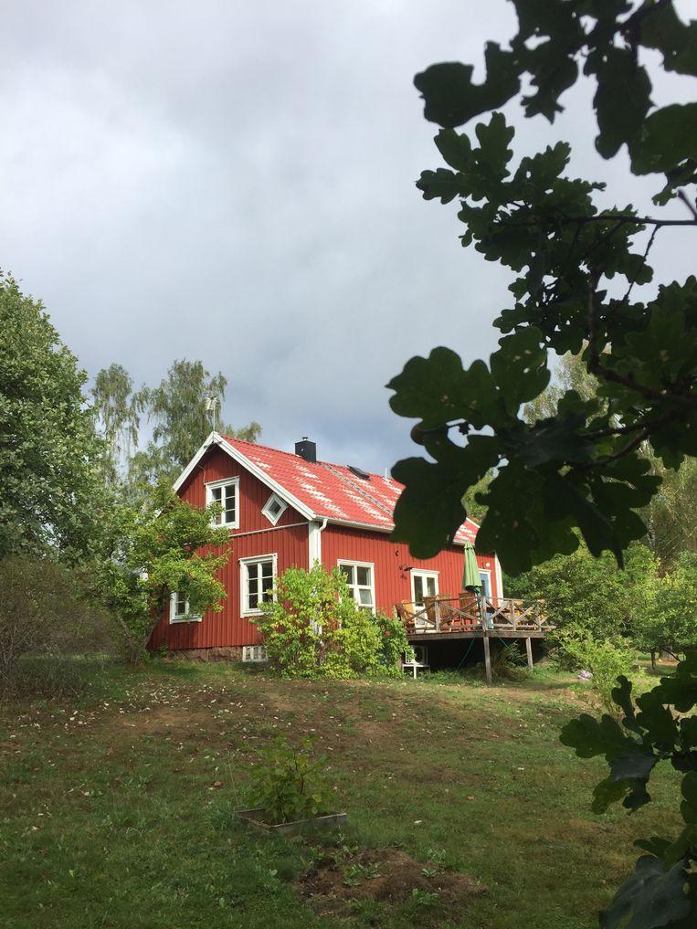 Mooi AirBnb adres in Sundslatt, bij het dorpje Urshult Beeld