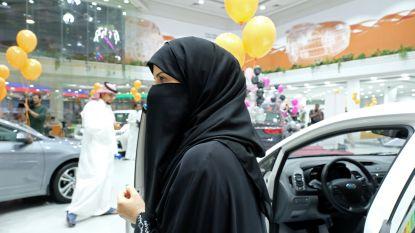 Amerikaanse Bethany scheidde van echtgenoot, maar kan Saudi-Arabië niet meer uit