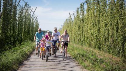 Zomerse fietstochten en zoektochten in Poperinge