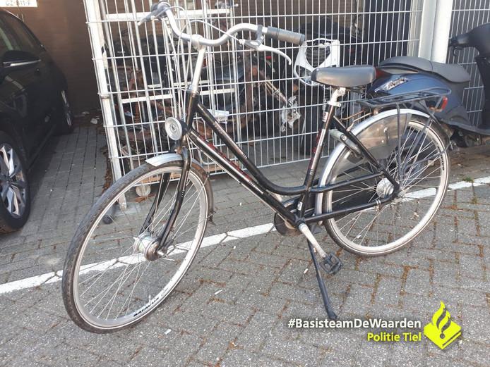 De politie nam vier fietsen in beslag, zit die van jou erbij?