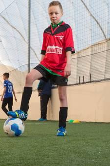 Goal Zwolse voetballertje Jesse is 'moment van de week'