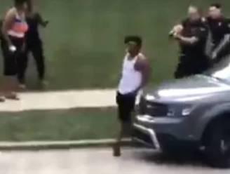 """Politie schiet zwarte man (29) in de rug in Wisconsin: """"Voor de ogen van zijn zonen"""""""