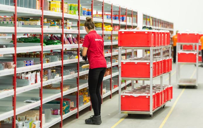Websuper Picnic hoeft bezorgers en personeel in het distributiecentrum niet conform de supermarkt-cao te betalen.