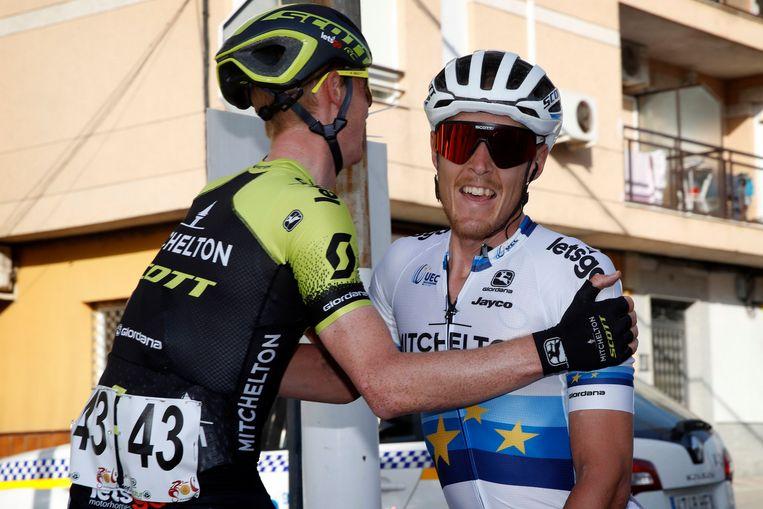 Trentin boekte zijn tweede ritzege in de Ruta del Sol.