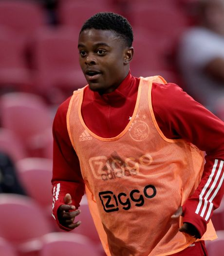 Supertalent Sontje Hansen blijft langer bij Ajax