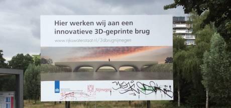 CDA: bijzondere 3D-brug Zwanenveld nu snel neerleggen