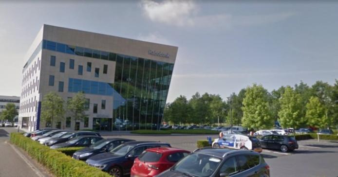 Het kantoor van de Rabobank in Venlo.