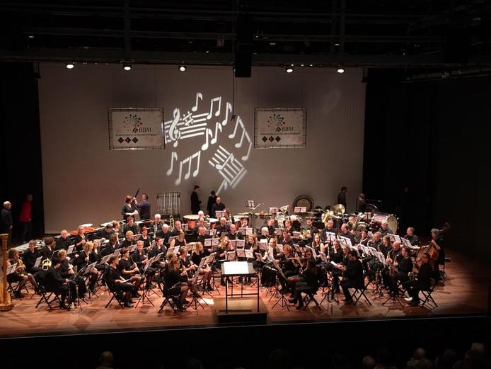 Harmonieorkest Oefening en Uitspanning uit Goirle.