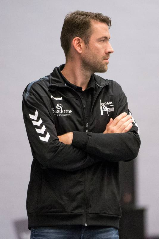 Vocasa-trainer Joost Joosten.