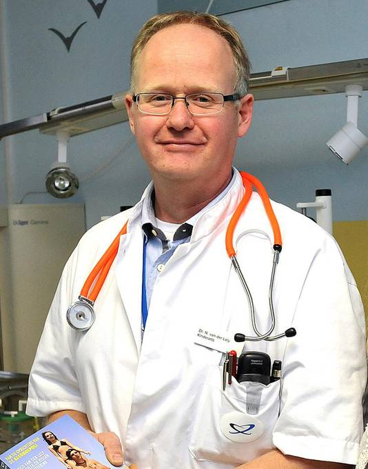 Dr. Nico van der Lely.